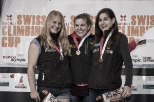 zurich girls podium